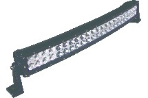 IND009228-barre d'eclairage incurvee 48 leds epistar 144w-berthelot