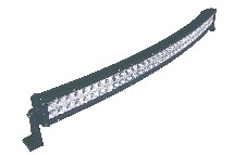 IND009229-barre d'eclairage incurvee 80 leds epistar 240w-berthelot
