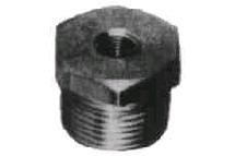 IMPA732581-bushing hex stainless steel, 1/4x1/8 threaded-berthelot