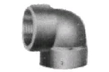 IMPA731725-elbow steel 90deg 2-1/2, threaded for h.p. pipe fitting-berthelot