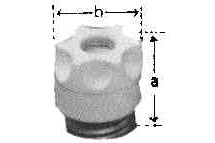 "IMPA793942-fuse cap for ""d"" fuse, e-27 up to 25a-berthelot"