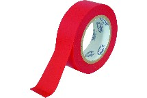 IND007070-ruban isolant pvc rouge 19mmx10m-berthelot