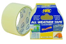 IND007147-ruban toile adhesif all weather tape transparent 48mmx5m-berthelot