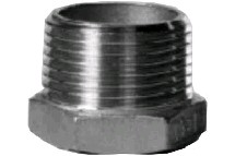 "IMPA732576-socket reducing s.steel, threaded 2""x1-1/2"" bsp female-berthelot"