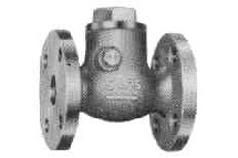IMPA751401-swing check valve bronze, flanged f7371 5kg-25mm-berthelot