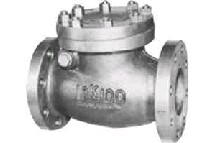 IMPA751436-swing check valve cast-iron, flanged f7373 10kg-150mm-berthelot
